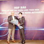 Mobileye – Intel và ThienMinh Autosafety hợp tác chiến lược toàn diện