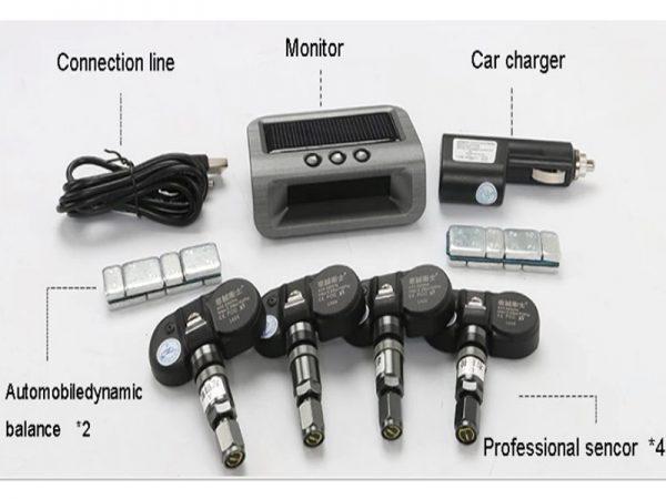 Cảm biến áp suất lốp là thiết bị không thể thiếu trên xe hơi hiện nay