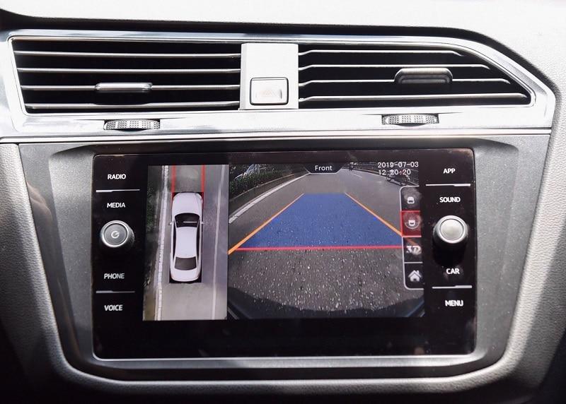 Camera Safeview 360 LUX cho chất lượng hình ảnh vượt trội