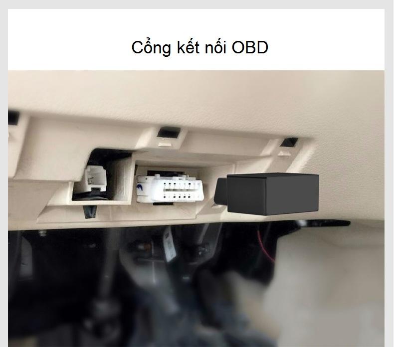 Cổng kết nối OBD