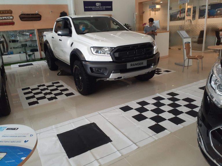 CAMERA 360˚ 𝐒𝐀𝐅𝐄𝐕𝐈𝐄𝐖 𝑳𝑼𝑿 | Thiết kế dành riêng cho xe 𝐅𝐨𝐫𝐝