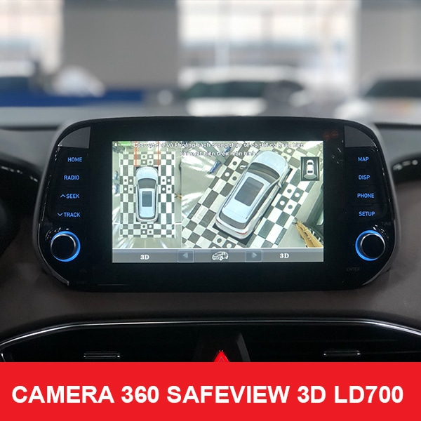 CAMERA 360 SAFEVIEW 3D LD700