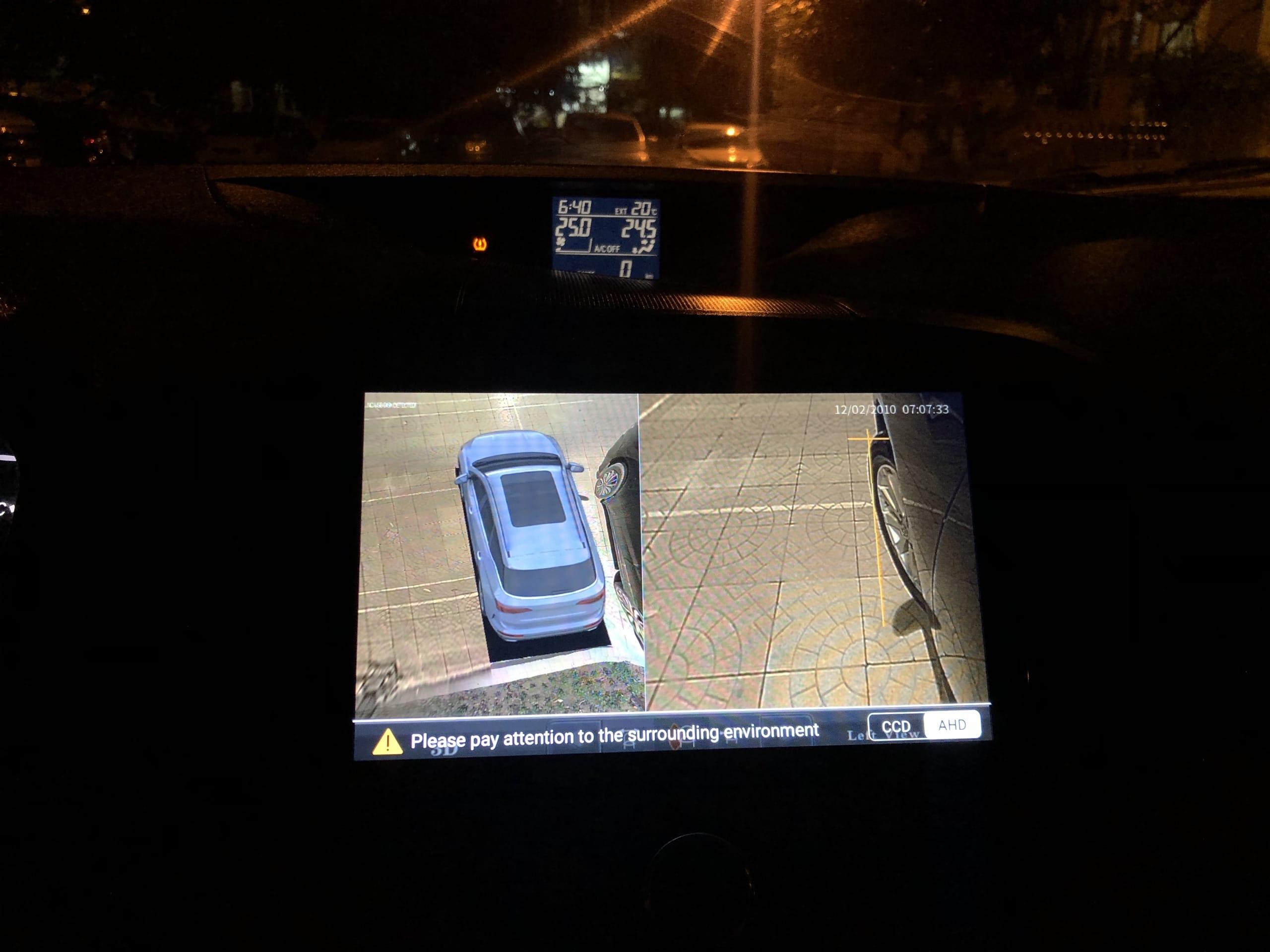 Camera 360 Safeview 3D LD700