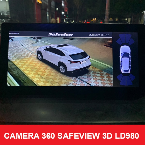 CAMERA 360 SAFEVIEW 3D LD980