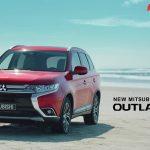 Mitsubishi Outlander trang bị Full Option hiện đại nhất hiện nay