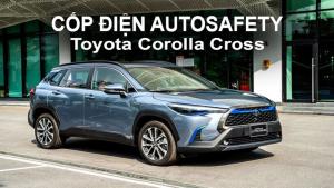 Độ cốp điện Toyota Cross 2021