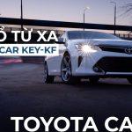 Giá bộ đề nổ từ xa Digital Car Key KF cho xe Toyota Camry tốt nhất