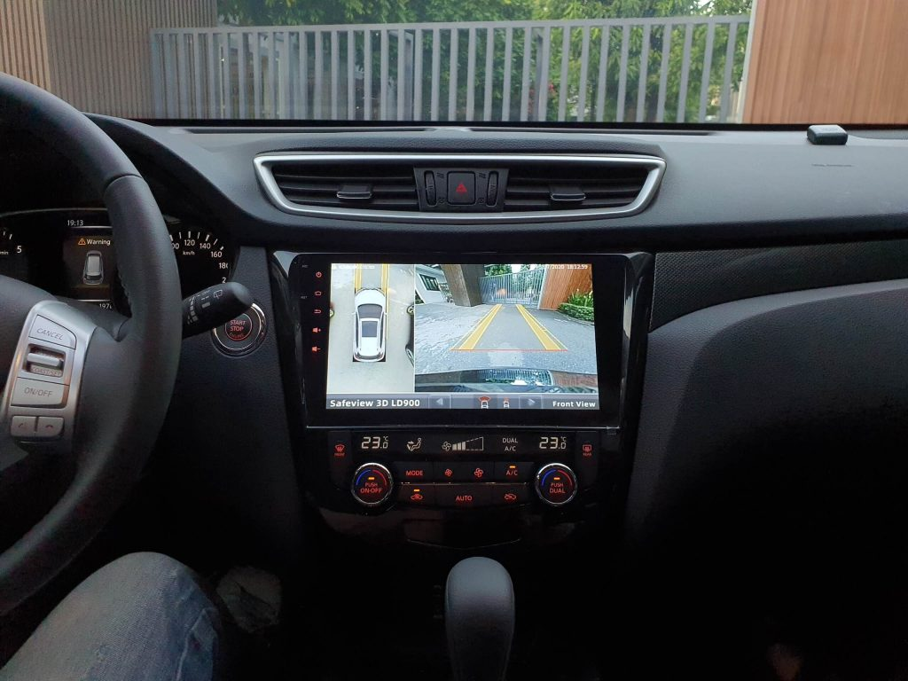 Camera 360 Safeview 3D LD900