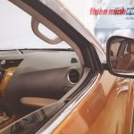 Lắp đặt cảnh báo điểm mù trên gương xe Nissan giá tốt nhất tại Thiên Minh Autosafety