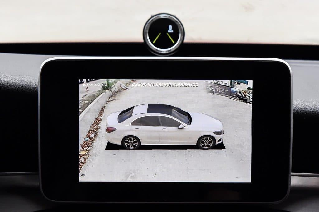 Camera 360 xe Mitsubishi