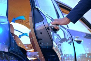 Cửa hít xe Honda Civic