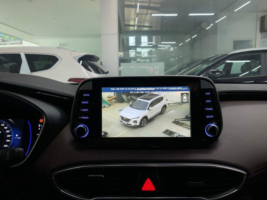 Camera 360 xe Hyundai Elantra